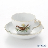 Meissen'Bird - Sparrow' 260210/00582 Coffee Cup & Saucer 220ml