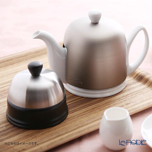 Degrenne Paris Salam Black Sugar Pot with mat stainless lid 300ml 150475