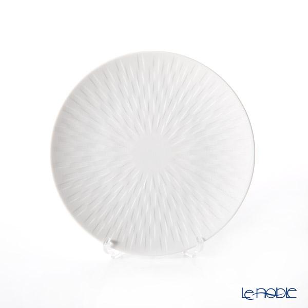 ドグレーヌ パリ ボリアル サテンホワイト プレート 15cm