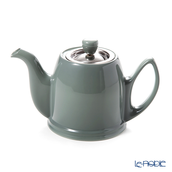 Degrenne Paris 'Salam - Color' Green 236269 Tea Pot 700ml with tea cosy/cover