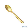 Christophle Rahm Stainless Steel 2327 Coffee Spoon 004 Stainless Gold