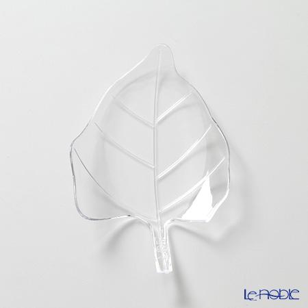 Solia Mini Dishes Leaf - 90x60x15 mm Transparent F02005