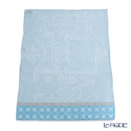 Le Jacquard Francais tea towels Carafe (blue Aqua) 80 x 60 cm 100% cotton