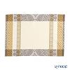 Le Jacar Francais 'Bastide' Ivory Placemat 52.5x37cm (Cotton 85% Acrylic 15%)