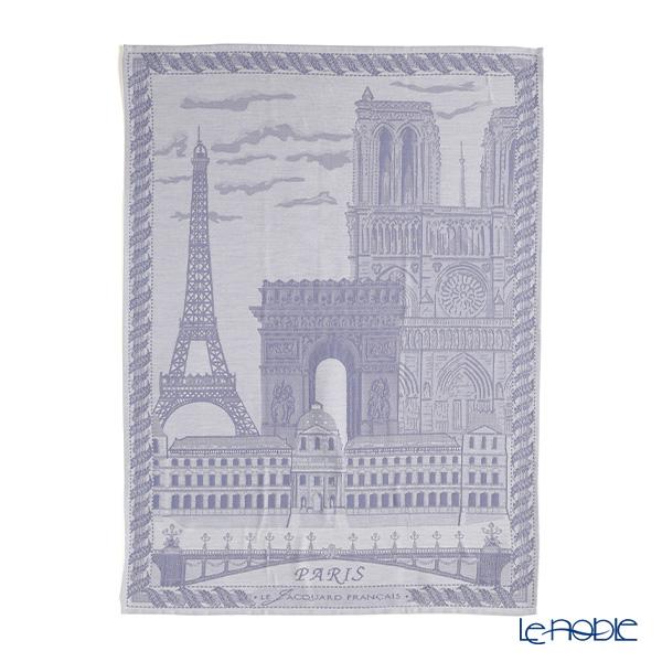 ル・ジャカール・フランセ ティータオル パリ(ヘンプ) 80×60cm 綿100%