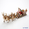 Villeroy & Boch Christmas Toys Memory Santa's Sleigh-ride 22x70x16cm 6500 (Candle Holder with Music Box)