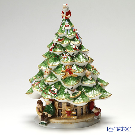Villeroy & Boch Christmas Toys Memory Tall Christmastree with children height