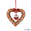 Villeroy & Boch Winter Bakery Decoration Ornaments Gingerbread heart 8cm 6852