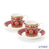 Villeroy & Boch Samarkand Espresso cup & saucer, set of 2