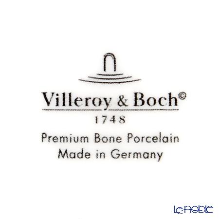 ビレロイ&ボッホ(Villeroy&Boch) サマルカンドエスプレッソカップ&ソーサー(マンダリン) ペア