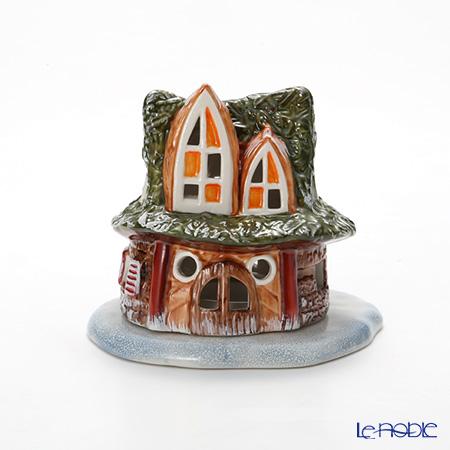 ビレロイ&ボッホ(Villeroy&Boch) ミニクリスマスヴィレッジ ドワーフズハウス(キャンドルホルダー)