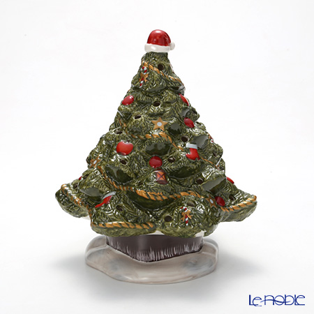 ビレロイ&ボッホ(Villeroy&Boch) フェアリーテールパークフェアリーテールクリスマスツリー(キャンドルホルダー)