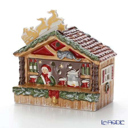 ビレロイ&ボッホ(Villeroy&Boch) ノスタルジッククリスマスマーケットホットワインスタンド(キャンドルホルダー) 5842