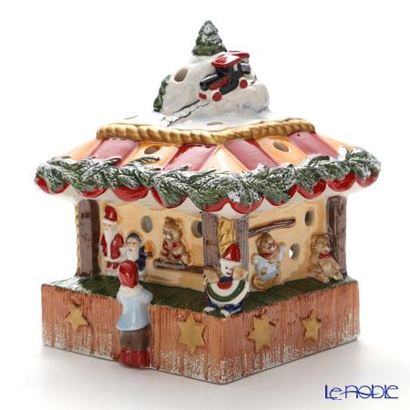 ビレロイ&ボッホ(Villeroy&Boch) ノスタルジッククリスマスマーケットトイスタンド(キャンドルホルダー) 5832