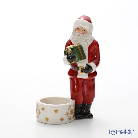 Villeroy & Boch Nostalgic Light Santa votive L 3984 (Candle Holder)