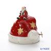 Villeroy & Boch Nostalgic Melody Cap with Santa 6503 (Music Box)