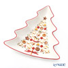 Villeroy & Boch 'Winter Bakery Delight / Christmas' 3760 Tree Bowl / Tray 12.5x26.5cm (L)