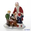 Villeroy & Boch Christmas Toys Santa with children 6506 (Music Box)