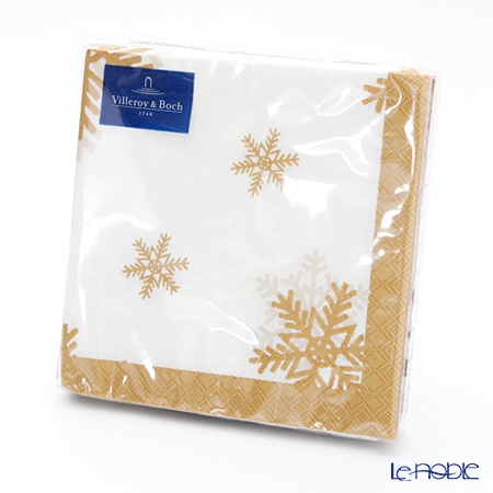Villeroy & Boch Winter Specials Napkin C classic stars 25 x 25 cm 20 pieces 0078