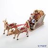 Villeroy & Boch Christmas Toys Sleigh Santa's gifts 47x10x16cm 6619 (Candle Holeder)
