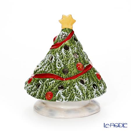 ビレロイ&ボッホ(Villeroy&Boch) クリスマスライト クリスマスツリー 11.8cm 5510 キャンドルホルダー