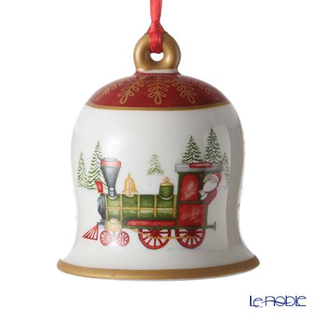 Villeroy & Boch Annual Christmas Edition Bell 2017 7cm 6857