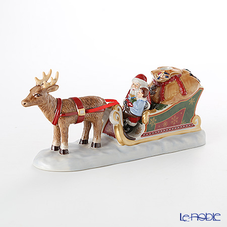 Villeroy & Boch (Villeroy's) North Pole ex press SREI w:23 cm 6525 candle holder