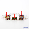 Villeroy & Boch North Pole Express Train with rails 6534 (Candle Holder)