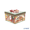 Villeroy & Boch 'Christmas Toys - Santa's Workshop' 6623 Square Box 15cm