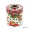 Villeroy & Boch Christmas Toys Small Round Gift Box 9 cm : Reindeers (Candle Holder)  6626