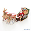 Villeroy & Boch 'Christmas Toys - North Pole Express Sleigh (Santa & Reindeer)' 6627 Candle Holder
