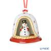 Villeroy & Boch My Christmas Tree Bell - Snowman Figurine 6898