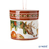 [Magnet] Villeroy & Boch 'My Christmas Tree - Reindeer' 6680 Round Box Ornament H7cm