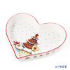 Villeroy & Boch (Villeroy's) winter bakery de light Tray heart 3792