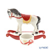 Villeroy & Boch Christmas Light Rocking Horse Figurine Votive (Candle Holder) 3996