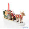 Villeroy & Boch North Pole Express Santa's Sleigh (Candle Holder) 6537