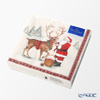 Villeroy & Boch 'Winter Specials - Reindeer & Santa / Christmas' 0114 Paper Napkin 33x33cm (set of 20)