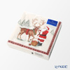 Villeroy & Boch 'Winter Specials - Reindeer & Santa / Christmas' 0115 Paper Napkin 25x25cm (set of 20)