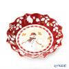 Villeroy & Boch 'Toy's Fantasy - Snowman / Christmas' 3656 Bowl 25cm (L)