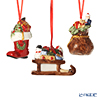 Villeroy & Boch 'Nostalgic Ornament - Presents / Christmas' 6685 Ornament (set of 3 design)