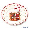Villeroy & Boch 'Annual Christmas Edition / Santa' [2019] 2643 Plate 24.5cm