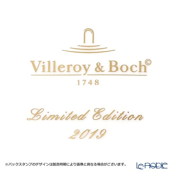 ビレロイ&ボッホ(Villeroy&Boch) アニュアルXmasエディションイヤープレート(2019) 16cm 3872