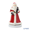 Villeroy & Boch 'Nostalgic Melody - Santa / Christmas' 6302 Music Box H15.5cm (Music : Santa Claus is Coming to Town)