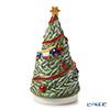 Villeroy & Boch 'Nostalgic Melody - Tree / Christmas' 6304 Rotating Music Box H16.5cm (Music : O Christmas Tree)