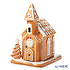 Villeroy & Boch 'Winter Bakery Decoration - Gingerbread Church / Christmas' 658 Tea Light Candle Holder H20.5cm