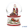 Villeroy & Boch 'Christmas Toy's - Santa & Bag' 6642 Snow Dome H16.5cm (L)