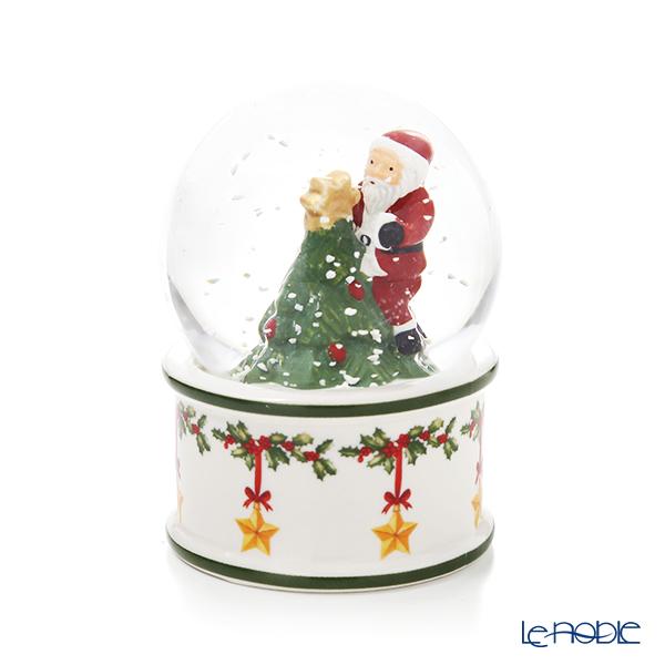 ビレロイ&ボッホ(Villeroy&Boch) クリスマストイズ スノードーム(S) 9cm 6643