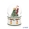 Villeroy & Boch 'Christmas Toy's - Santa & Tree' 6643 Snow Dome H9cm (S)