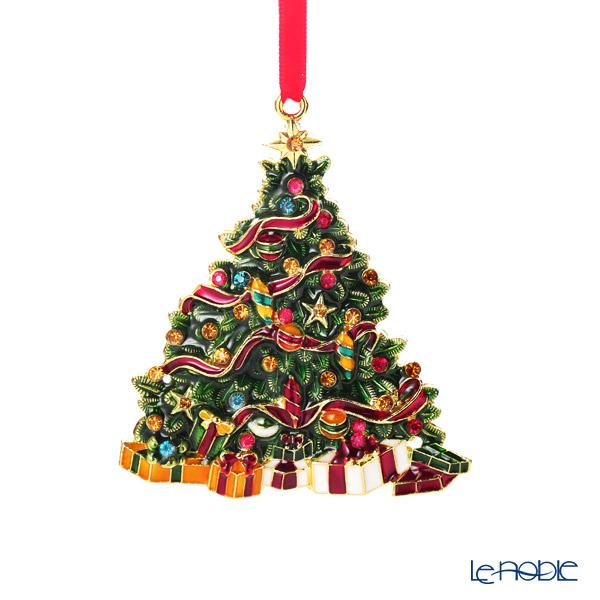 ビレロイ&ボッホ(Villeroy&Boch) クリスマストイズ オーナメント ツリー 12cm 0027 メタル製