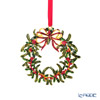 Villeroy & Boch 'Christmas Toys' 0028 [Metal] Wreath Ornament 9cm